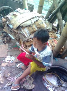 pemulung anak